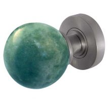 Jade Green - Satin Chrome