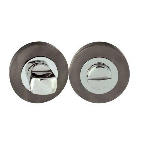 Polished Chrome/Brushed Nickel