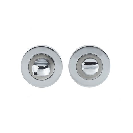 Polished Chrome/Satin Nickel