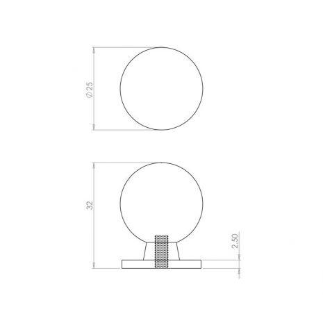 Dimensions - GA1001