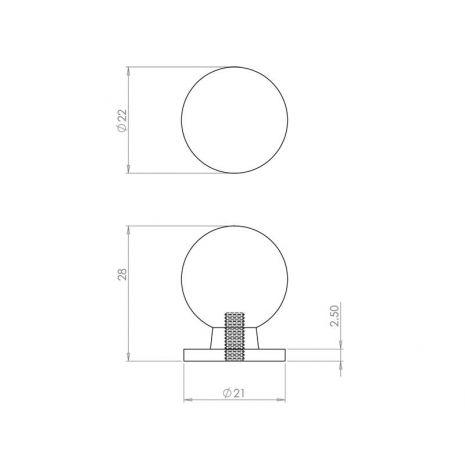 Dimensions - GA1002