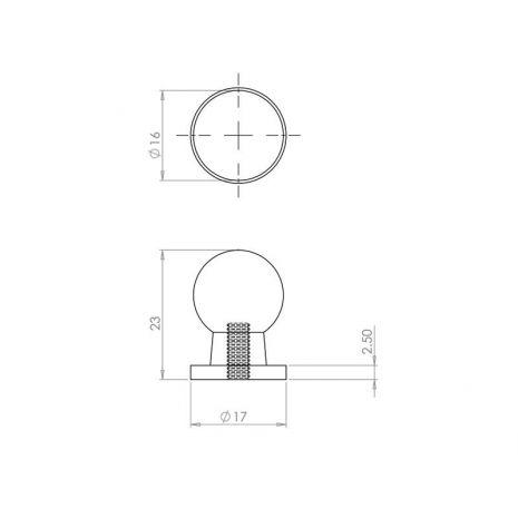 Dimensions - GA1003