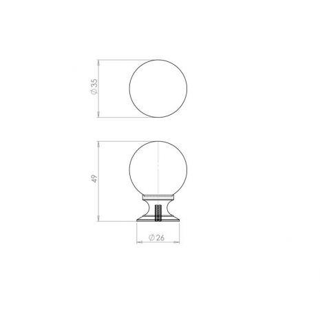 Dimensions - 35mm